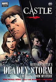 Castle: Richard Castle's Deadly Storm (Paperback)Books