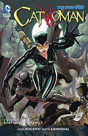 Catwoman Volume 3: Under Pressure TP (Paperback)Books