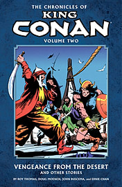 The Chronicles of King Conan Volume 4: The Prince is Dead and Other Stories (Paperback)Books
