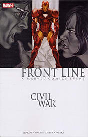 Civil War: Iron Man (Civil War) (Paperback)Books