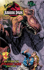 Classic Jurassic Park Volume 5: Return to Jurassic Park Part Two (Classic Jurassic Park (IDW)) (PapeBooks