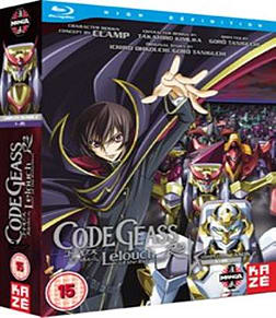 Code Geass: Lelouch Of The Rebellion - Complete Season 2 [Blu-ray]Blu-ray