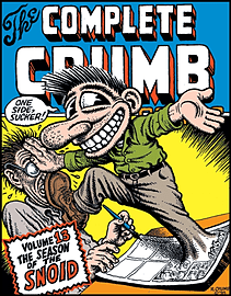 Complete Crumb Comics, The Vol.15 (Paperback)Books