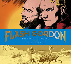 The Complete Flash Gordon Library - The Fall of Ming (Vol. 3) (Hardcover)Books
