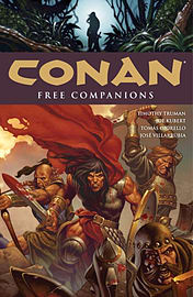 Conan: The Blood-Stained Crown and Other Stories (Conan (Dark Horse Unnumbered)) (Paperback)Books