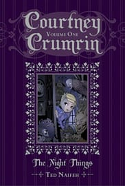Courtney Crumrin Volume 2: The Coven of Mystics Special Edition Hardcover (Hardcover)Books