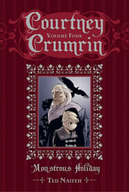 Courtney Crumrin Volume 5: The Witch Next Door (Hardcover)Books