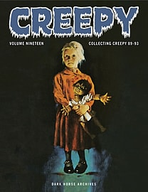 Creepy Archives Volume 12 (Hardcover)Books