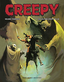 Creepy Archives Volume 15 (Hardcover)Books