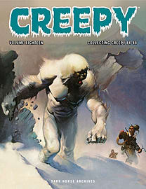 Creepy Archives Volume 4 (Hardcover)Books