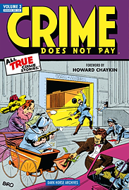 Crime Does Not Pay Archives Volume 4 (Hardcover)Books