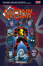 CAPTAIN BRITAIN VOLUME 2 SIEGE OF CAMELOBooks