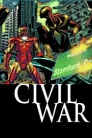 CIVIL WAR: AVENGERSBooks