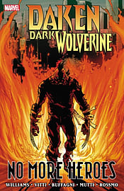 Daken: Dark Wolverine: The Pride Comes Before the Fall (Paperback)Books