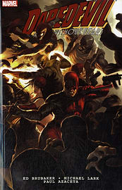 Daredevil by Ed Brubaker & Michael Lark Ultimate Collection Book 3 (Paperback)Books