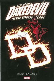 Daredevil by Mark Waid - Vol. 1 (Daredevil; The Devil Inside and Out) (Paperback)Books
