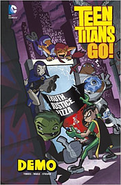 Demo (Teen Titans GO!) (Hardcover)Books
