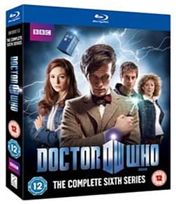 Doctor Who - The Complete Series 6 [Blu-ray] [Region Free]Blu-ray