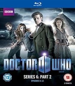 Doctor Who Series 6 - Part 2 [Blu-ray] [Region Free]Blu-ray