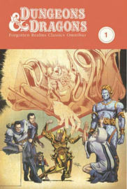 Dungeons & Dragons: Forgotten Realms - Legends of Drizzt Omnibus Volume 2 (Paperback)Books