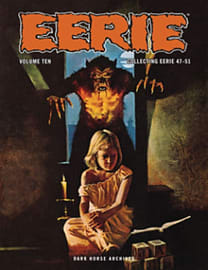 Eerie Archives Volume 11 (Hardcover)Books