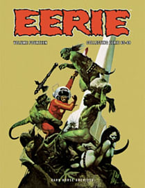 Eerie Archives Volume 15 (Hardcover)Books