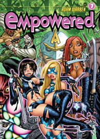 Empowered Volume 8 (Paperback)Books