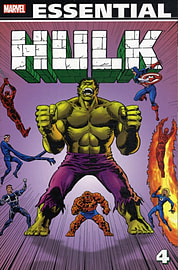 Essential Hulk Volume 7 (Essential (Marvel Comics)) (Paperback)Books