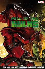 Fall of the Hulks Vol.2 (Paperback)Books