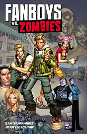 Fanboys VS. Zombies Vol. 2 (Paperback)Books