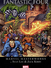 MMW Fantastic Four Vol 09 - SoftcoverBooks