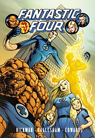 Fantastic Four by Jonathan Hickman Vol. 2 (Fantastic Four (Graphic Novels)) (Fantastic Four (MarvelBooks