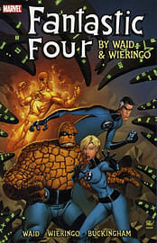 Fantastic Four by Waid & Wieringo Ultimate Collection Book 3 (Fantastic Four (Marvel Paperback)) (PaBooks