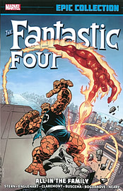 Fantastic Four By Jonathan Hickman Volume 1 TPB (Graphic Novel Pb) (Paperback)Books
