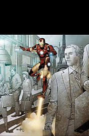 Fear Itself: Invincible Iron Man (Iron Man (Marvel Comics) (Quality Paper)) (Paperback)Books