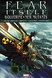 Fear Itself: Wolverine/New Mutants (Paperback)Books