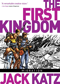 The First Kingdom Vol.2 - The Galaxy Hunters (Hardcover)Books