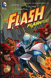 The Flash Vol. 1: Move Forward (The New 52) (Hardcover)Books