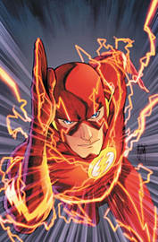 The Flash Volume 1: Move Forward TP (The New 52) (Paperback)Books