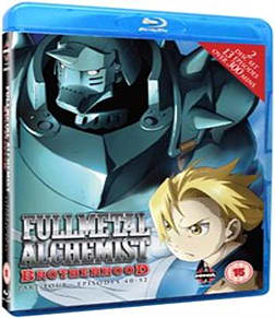 Fullmetal Alchemist Brotherhood Four (Episodes 40-52) Blu-rayBlu-ray