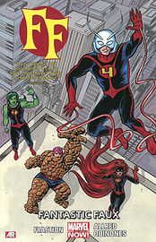 FF - Volume 2: Family Freakout (Marvel Now) (Paperback)Books