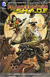 FRANKENSTEIN AGENT OF SHADE TP VOL 01 WABooks