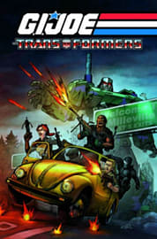 G.I. JOE / Transformers Volume 2 (Paperback)Books