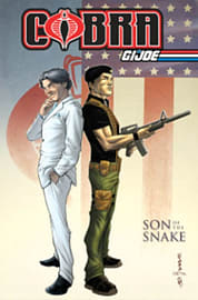 G.I. JOE: Cobra Civil War Compendium (Paperback)Books