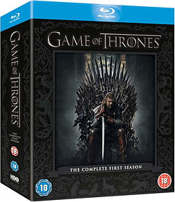 Game of Thrones - Season 1 [Blu-ray] [2012] [Region Free]Blu-ray