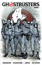 Ghostbusters Volume 3: Haunted America (Ghostbusters Graphic Novels) (Paperback)Books