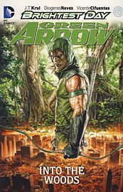 Green Arrow Crawling From The Wreckage TP (Green Arrow (DC Comics Paperback)) (Paperback)Books