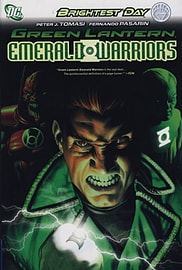 Green Lantern Brightest Day HC (Green Lantern Graphic Novels) (Hardcover)Books