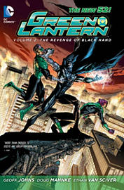 Green Lantern Volume 3: The End TP (The New 52) (Green Lantern (DC Comics)) (Paperback)Books