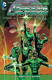 Green Lantern Volume 4 HC (The New 52) (Green Lantern (DC Comics)) (Hardcover)Books